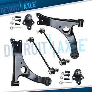 Brand New Front Lower Left Right Control Arm Stabilizer Sway Bar For Corolla