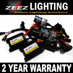Zeez Slim Hid Hi lo Beam Bulb Bi xenon Conversion Kit 6000k 8k 10k 9004 9007 O1