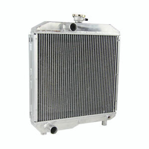 Durable Tractor Radiator For Ford Holland 1510 1710 Sba310100291 Sba310100440