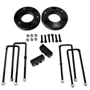 2 Rear Leveling Lift Kit For 2007 2017 Chevy Silverado Sierra Gmc 1500 2wd 4wd
