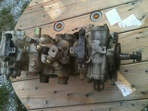 Bobcat 863 Skid Steer Main Hydrostatic Pump