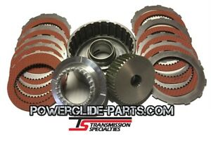 Tsi Powerglide Transmission 10 Clutch Pack Pro Mod Direct Drum Sonnax High Gear