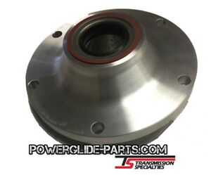 Tsi Powerglide Billet Shorty Dragster Cover With Bushing Tail Housing