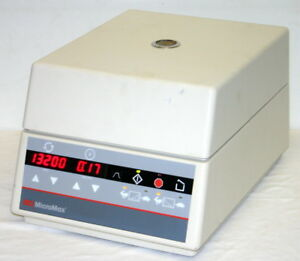 Iec Micro Centrifuge Model Micromax With 24 X 1 5 2 0ml Rotor Model 851