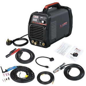 Tig 165 160 Amp Hf Tig Torch stick arc Welder 115 230v Dual Voltage Welding