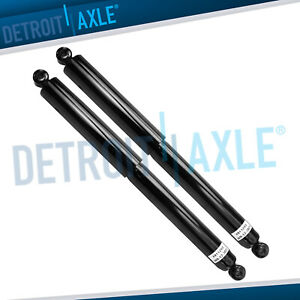 Ford F 150 Pair 2 Complete Shock Absobers Assembly Rear Right Amp Left 2wd