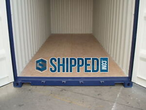 New 20 Shipping Container we Deliver Home Business Storage In Pensacola Fl