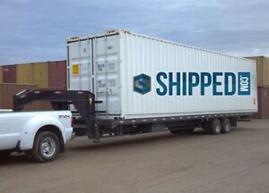 40ft New High Cube Shipping Container We Deliver Secure Storage In Nyc Ny
