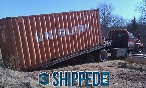 20 Ft Used Shipping Container Home Storage Barn Cargo We Deliver In Denver Co