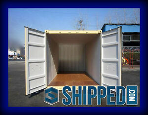 New 20 ft Shipping Container For Home Storage Commercial Cargo In Oakland Ca