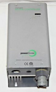 Power Boss Pbi 1 sm Intelligent Motor Controller Hp 7 5 Hp 220 480v