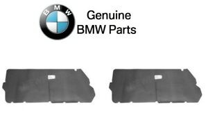 For Bmw E36 318i 325is M3 Front Left Right Door Panel Insulations Genuine