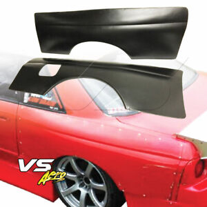 Frp Dma Wide Body 20mm Fenders Rear 2dr Coupe Fits Nissan Skyline R32 90
