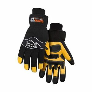 Steiner P245 l Winter Work Gloves Polar Ironflex Heatloc waterproof Lined Large