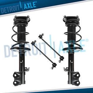 Front Quick Strut Sway Bar Link For 2009 2010 2011 2012 2013 Toyota Corolla 1 8l