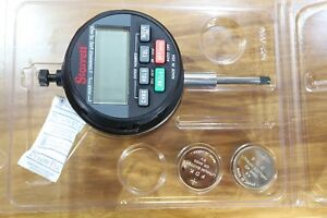 Starrett Wisdom Plus Digital Electronic Indicator 0 1 0 25mm 0 001 0 02mm