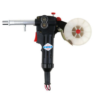 Miller Mig Torch Spool Gun Push Pull Feeder Aluminum Welding Torch Without Cable