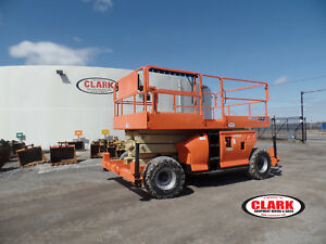 2005 Jlg 3394rt Scissor Lift