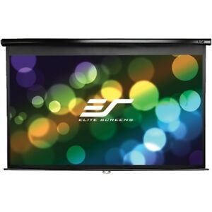New Elitescreens M150uwh2 Projection Screen 150in Manual Pull Down