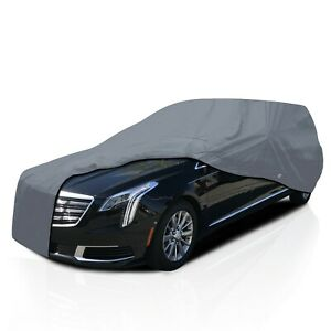 csc 22ft Custom Fit Car Cover For Cadillac Lincoln S s Hearse Funeral Coaches