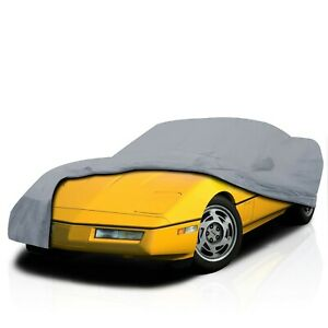 Csc Waterproof Custom Fit Car Cover For 1953 1962 Chevrolet Chevy Corvette C1