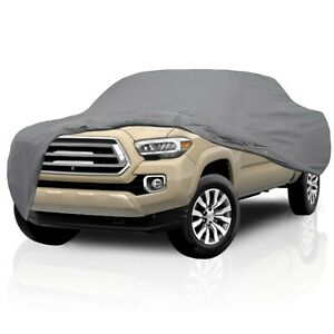 Csc Semi Custom Fit 4 Layer Pickup Truck Full Cover For 2016 2021 Toyota Tacoma