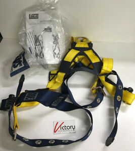 3m Dbi sala Delta 1102000 Vest Style Harness Back D ring Tongue Buckle Safety