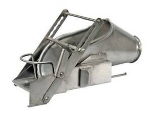 Piglet Castration Device With Bracket Stainless Steel One Person Operation