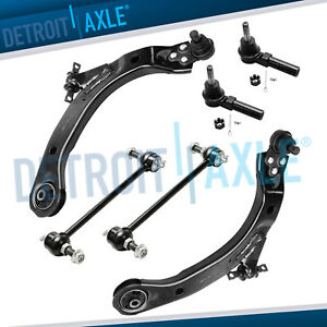 2005 2010 Chevy Cobalt Pontiac G5 Front Lower Control Arm Ball Joint Tierods