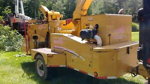 2007 Rayco Rc 16 5 Wood Chipper