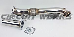 Circuit Werks 2013 Ford Focus St 2 0l Ecoboost Straight Downpipe Down Pipe