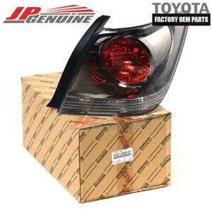 Genuine Oem Lexus Is300 Black Rear Taillights Lamp Right Side 81551 53060 B1