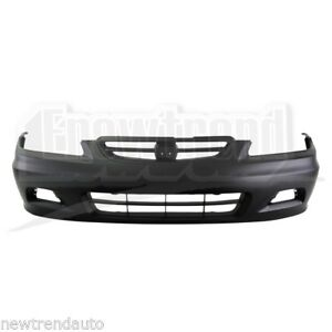 2001 2002 For Honda Accord Front Bumper Cover