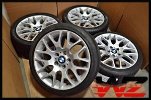 2006 2012 18 Bmw 3 Series E90 Bbs Wheels Rims Tires Oem 6775609 6775610 59615