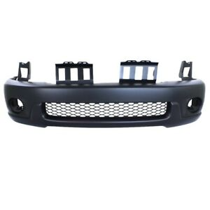 2001 2004 For Toyota Sequoia Front Bumper Cover