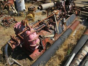 Dredge Pump With Detroit Diesel Engine