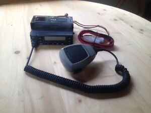 Kenwood Tk 880 Uhf 450 490 Mhz Two Way Mobile Radios Programmed For Gmrs