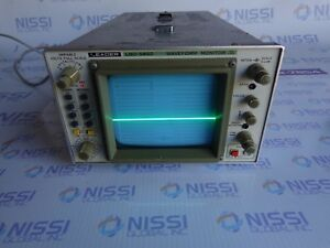 Leader Lbo 5860 Waveform Monitor