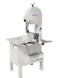 German Knife Gbs 270s 93 Stainless Meat Band Saw Floor Model 1 5 Hp
