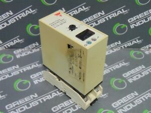 Used Carlo Gavazzi S 110 166 024 Combination Timer Automatic Start Module