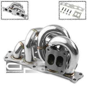 For 86 93 Celica 90 95 Mr2 3sgte Ct25 Performance Turbo Charger Manifold Exhaust