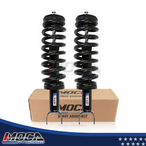 2 Front Shocks Struts Assembly Kit For 2006 2007 2008 Dodge Ram 1500 4wd