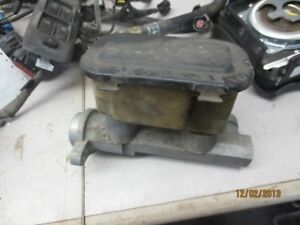 Brake Master Cyl 57l Hydro boost Brakes Fits 94 00 Chevrolet 2500 Pickup 117983