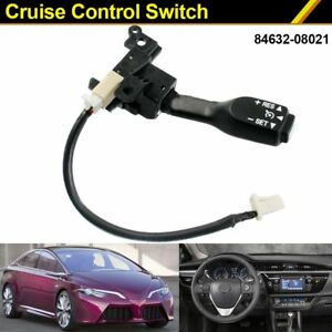 Cruise Control Switch 84632 08021 For Toyota Tacoma Hilux Camry Corolla Matrix