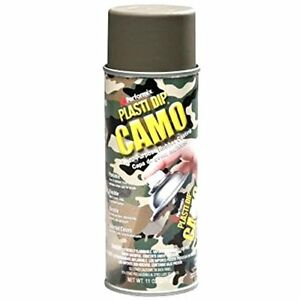 Performix 11217 6 6pk Plasti Dip Green Camo Spray 11 Oz Aerosol Pack Of 6
