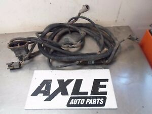 Oem 1992 1996 Ford F150 Pickup Truck Cab Box Tail Light Lamp Wiring Harness