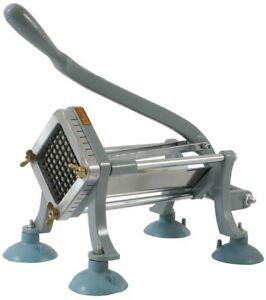 Sportsman Commercial Quality Cast Iron French Fry Cutter Potato Slicer