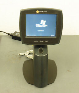 Carefusion Pyxis Connect Plus Scan Station W Winxp V2 9 1 touchscreen
