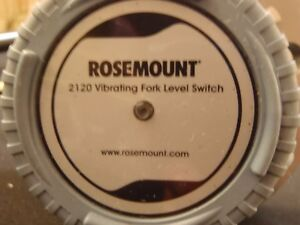 Rosemount 2120 Vibrating Fork Level Switch
