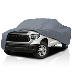 csc 5 Layer Full Size Pickup Truck Car Cover For Cadillac Escalade Ext Crew